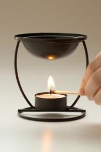 Lampa aromaterapie